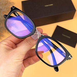 🔥 TOM FORD Eyeglasses TF5637-B 001 Women